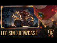 Lee Sin Champion Showcase - Gameplay - Legends of Runeterra
