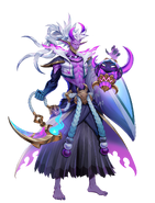 Spirit Bonds Model Thresh Half Human Neutral
