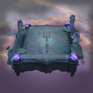 TFT Reckoning Court of Chaos Arena