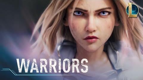 Warriors Season 2020 Cinematic - League of Legends (ft. 2WEI and Edda Hayes)