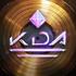 Goldenes KDA Beschwörersymbol