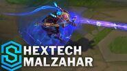 Hextech-Malzahar - Skin-Spotlight