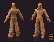 Lee Sin SKTT1 Model 01