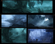 Shadow Isles concept 2
