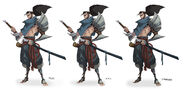 Yasuo Kin of the Stained Blade Concept 06