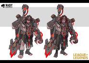 Yorick Resistance Concept 01