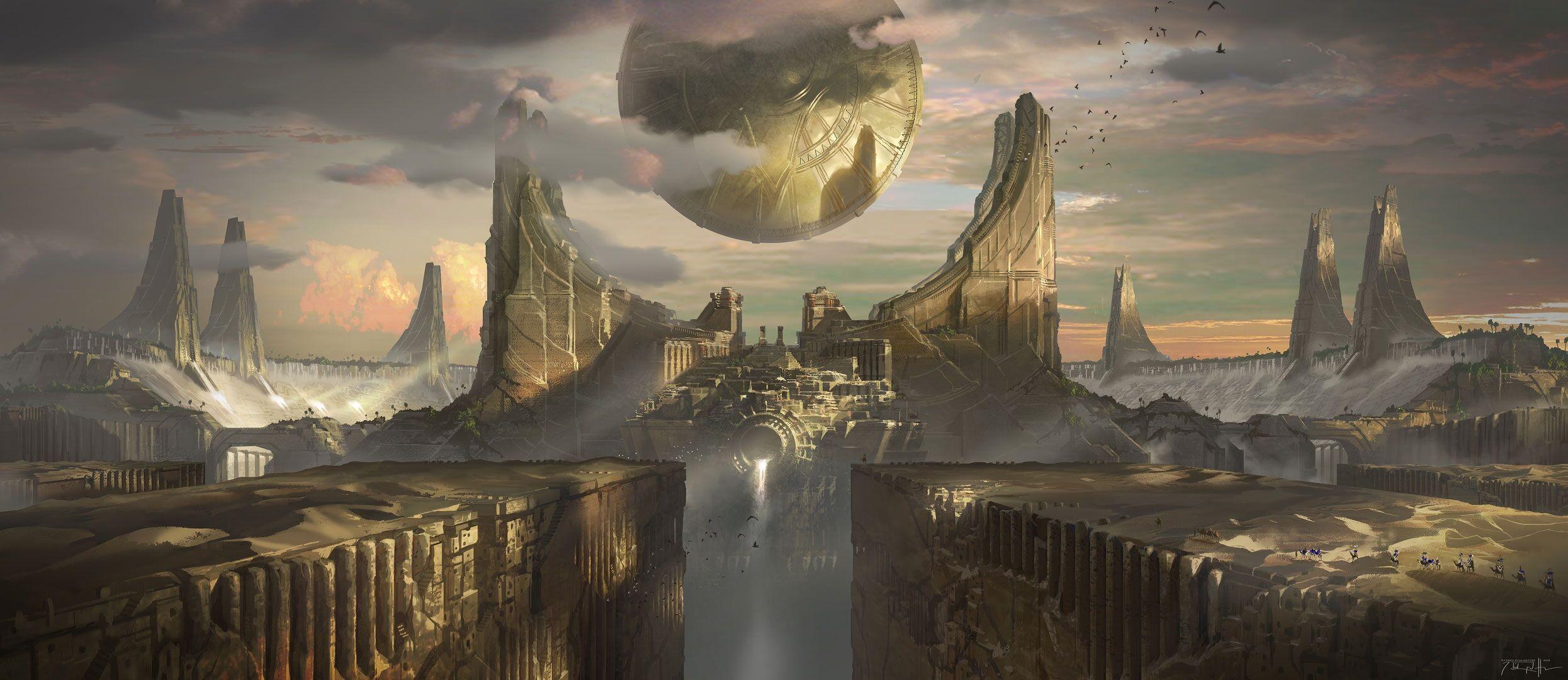 Shurima Risen From The Sands 01.jpg