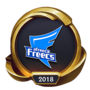 Worlds 2018 Afreeca Freecs (Gold) Emote