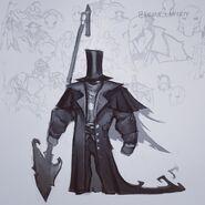 Yorick Update Undertaker Concept 03