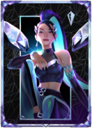 LoR The Dancer Card Back