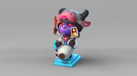 Moo Cow Alistar turnable