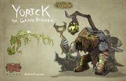 Yorick WIP