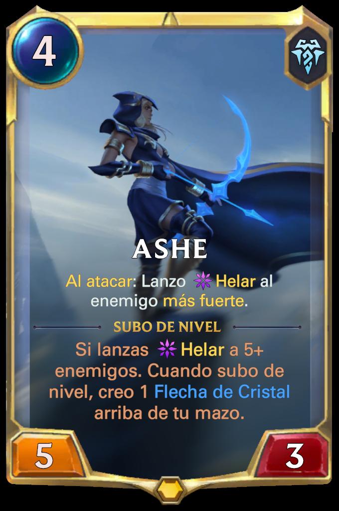 Ashe/LOR