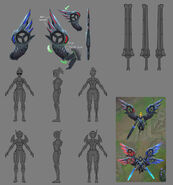 Kayle Update Riot Concept 03