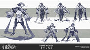 Sylas LunarWraith Concept 02