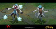 Syndra SnowDay Concept 01