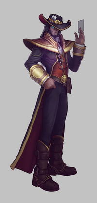 Twisted Fate Update Konzept