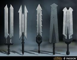 Noxus Legends Never Die Konzept 02