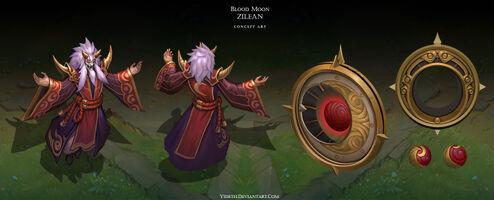 Zilean Blutmond- Konzept