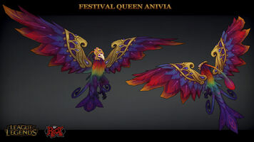 Anivia Karnevalskönigin model 01