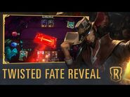 Twisted Fate Reveal - New Champion - Legends of Runeterra