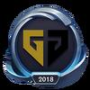 Emotka Mistrzostwa 2018 – GEN