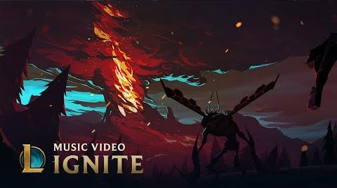 Ignite (ft. Zedd) Worlds 2016 - League of Legends