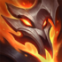 High Noon Hecarim Border profileicon
