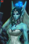 Morgana GhostBride Concept 01