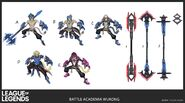 Wukong BattleAcademia Concept 01