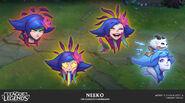 Neeko Emotes Concept 03