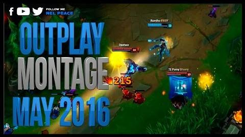 Outplay Montage - April 2016 - Epic Outplays 2016