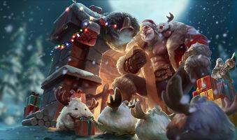 Braum Weihnachts- splash Konzept 02