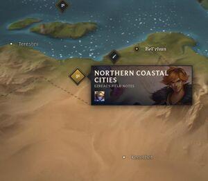 Ezreal Northern Coastal Cities map.jpg