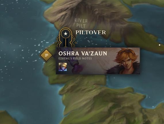 Ezreal's Field Notes