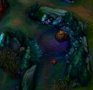 Infernal Rift blast cone location 6