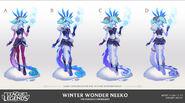 Neeko WinterWonder Concept 02