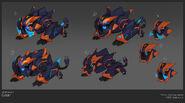 Gnar SuperGalaxy Concept 03