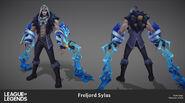 Sylas Freljord Model 02