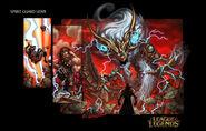 Udyr SpiritGuard Comic Concept 02