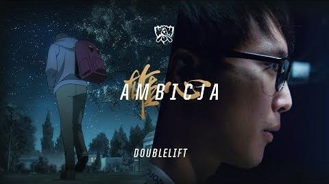 Goń legendę - Doublelift (Mistrzostwa 2017)