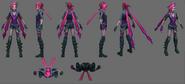 Jinx ZombieSlayer Model 04