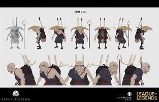 Kuro'sagol Brüder der Blutbefleckten Klinge Model 05