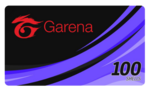LoL Shells 100 Garena Card
