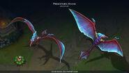 Anivia Prehistoric Concept 01