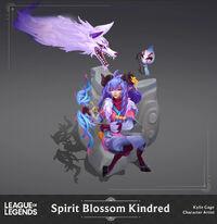 Kindred Seelenblumen Model 08