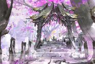 Spirit Bonds Background Ahri Shrine