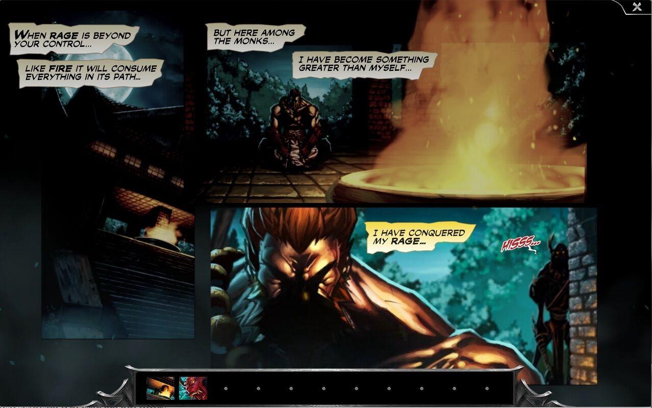 Udyr SpiritGuard Comic pr01.jpg