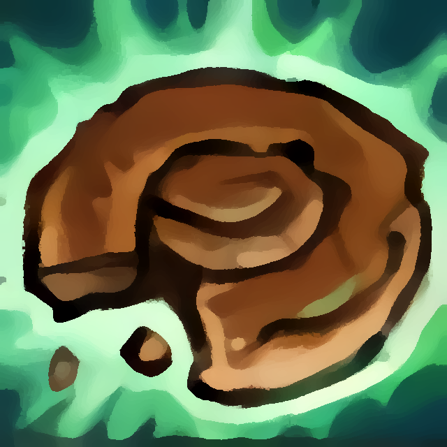 Absoluter Keks der Verjüngung