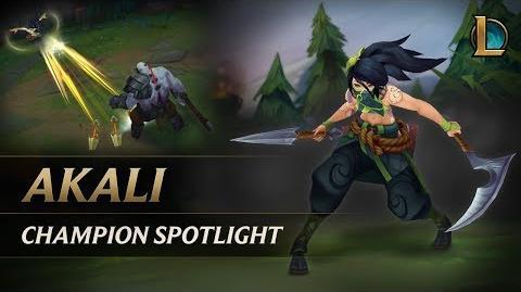 Akali/Estrategia